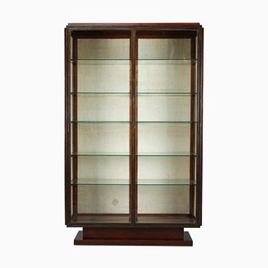 Art Deco Display Cabinet by Charles Dudouyt