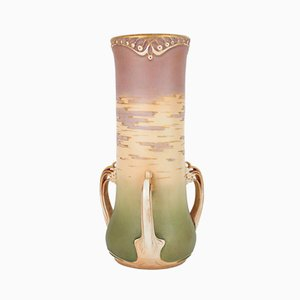 Art Nouveau Vase by Paul Dachsel for RSt&K Amphora