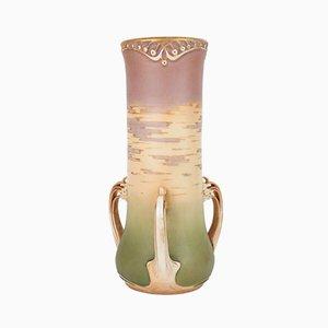 Vaso Art Nouveau di Paul Dachsel per RSt&K Amphora