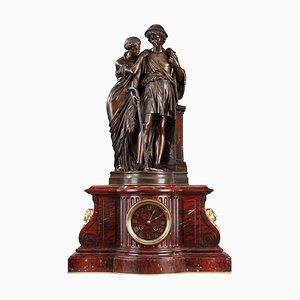 Shepherds of Arcadia Uhr von Aizelin und Barbedienne