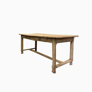 Walnut Farmhouse Table