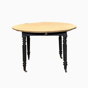 Eichenholz Portfolio Tisch