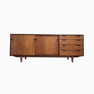 Dänisches Teak Sideboard von IB Kofod-Larsen für Clausen Møbler, 1960er