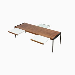 Table Basse en Noyer par Wilhelm Renz, 1960s