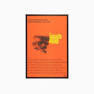 Poster del film Viaggio fantastico, Incorniciato