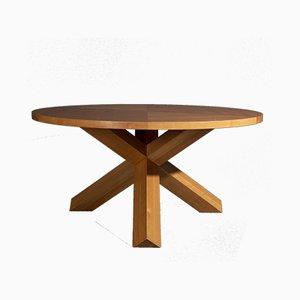 Dining Table by Mario Bellini La Rotonda for Cassina