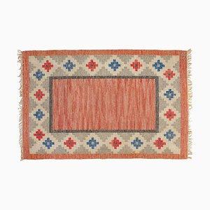 Skandinavischer Mid-Century Teppich