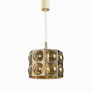 747 Ceiling Lamp from Temde, 1960s