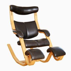 Vintage Model Balans Rocking Chair by Peter Opsvik for Stokke, 1980s