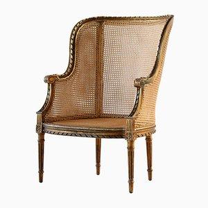 Gilt Framed Armchair