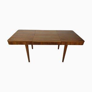 Table by Jindřich Halabala for UP Zavody, 1950s