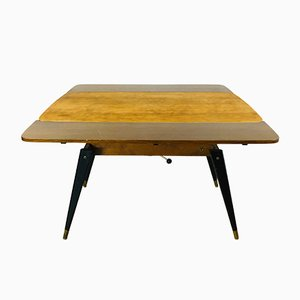 Verstellbarer Tisch von Kifita-Tisch, 1960er
