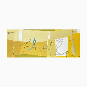 Tommaso Cascella, Universo di luce, Aquatint and Screen Print