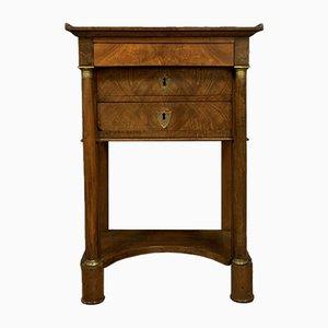 Empire Mahogany Table, 1810