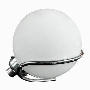 Vintage Ball Tischlampe