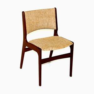 Teak Stühle, Dänemark, 1960, 4er Set