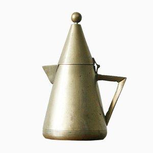 Art Deco Silver Plated Tea Pot, 1930s