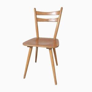Sedie in legno, Scandinavia, set di 4