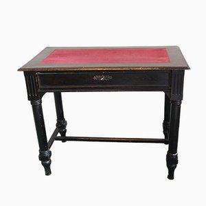 Wooden Desk from Mogano, Italy, Early 900s