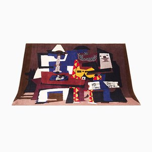 Limited Edition Rug by Pablo Picasso for Desso, 1996