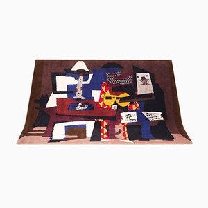 Limited Edition Teppich von Pablo Picasso für Desso, 1996