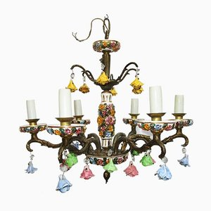 Romantic Chandelier from Manises