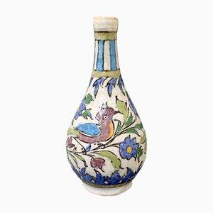Frühes 20. Jh. Orientalische Blumenvase aus Keramik