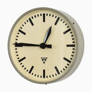 Round Czech Clock from Pragotron