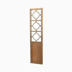 3 Pane Wooden Room Divider