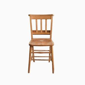 Chaise de Chapelle en Hêtre