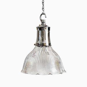 Church Glass Stiletto Pendant Light from Holophane