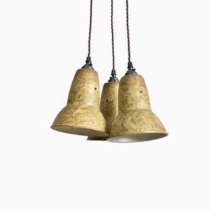 Anglepoise Pendant Light in Scumbled Finish by Herbert Terry