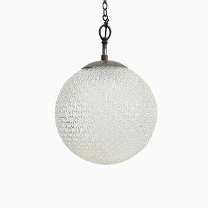 Czech Glass Pendant Light
