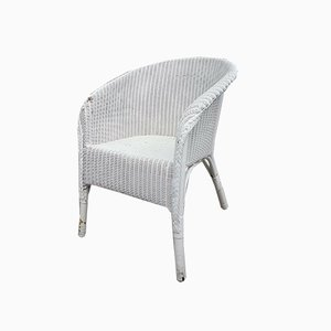 Mid-Century Wicker Cocktail Chair from Lloyd Loom
