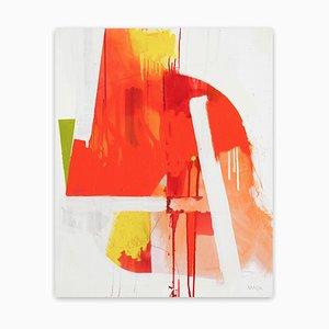 Xanda McCagg, Icon, 2019, Oil & Graphite on Canvas