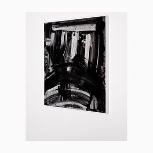 Carson Cartier, Collection 02, 2020, acrilico su pannello in legno