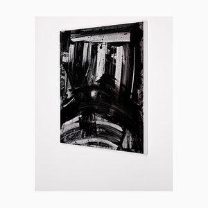 Carson Cartier, Kollektion 02, 2020, Acryl auf Holzplatte