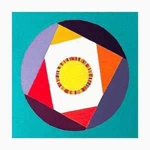 Fontanas, Losanges, 2021, Acrylic on Canvas