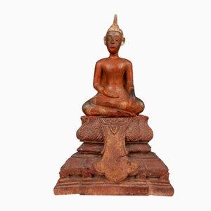 Sitzender Buddha, Thailand, frühes 20. Jh
