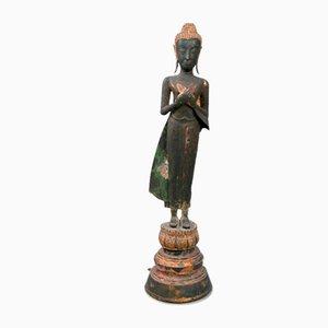 Standing Buddha, Thailand, 17th/18th Century