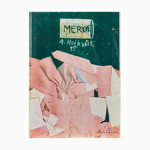 Alfred Hofkunst (1942-2004), Merde, Overlaid Print