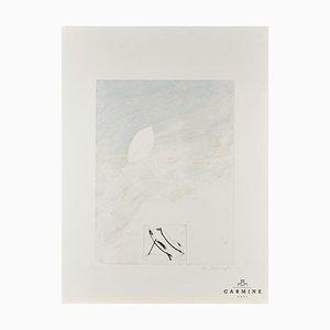 Alfred Hofkunst (1942-2004), Deck Chair, Single Print