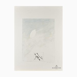 Alfred Hofkunst (1942-2004), Sedia a sdraio, Stampa singola