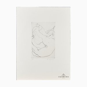 Alfred Hofkunst (1942-2004), Kleinkind, Radierung, 6/20