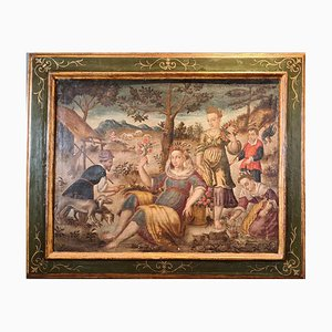 Allegoria della Primavera, Italia, XVIII secolo