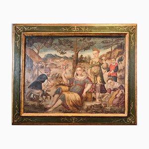 Allegory of Spring, Italy, 18th Century, Framed