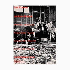Lee Krasner & Jackson Pollock, Kunstmuseum Bern Poster, 1989-1990