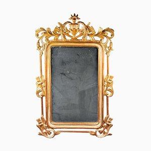 Gustavian Mirror, Sweden, Late 18th Century