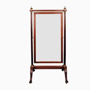 Directoire Psyche Floor Mirror, France, 1790s
