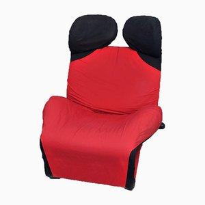Wink Armchair by Toshiyuki Kita for Cassina